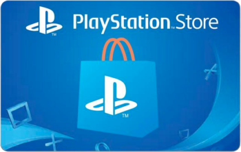 Carte cadeau Playstation Store