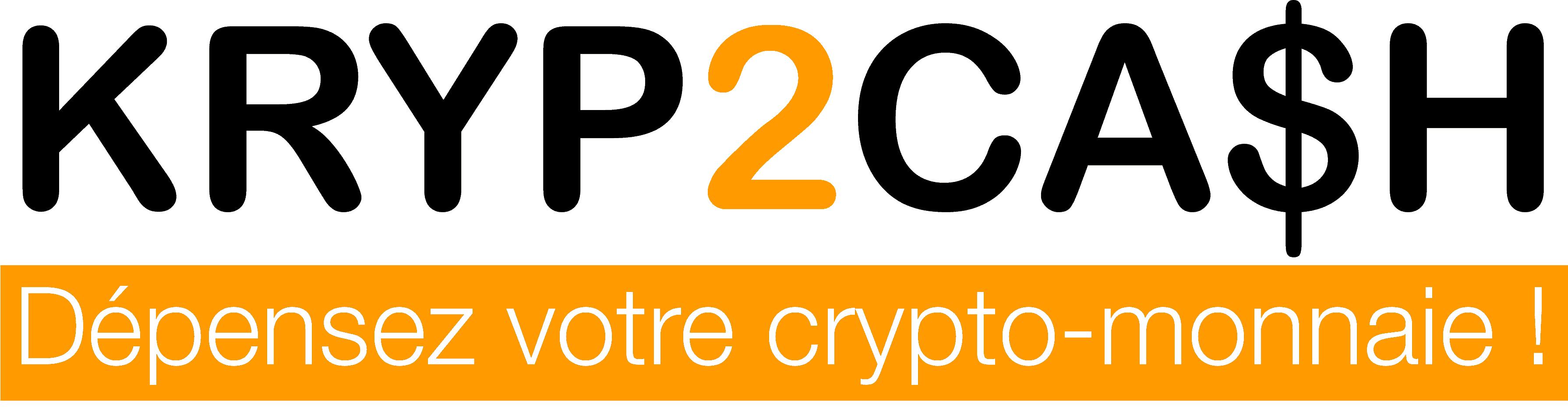 Kryp2Ca$h : Achetez vos Cartes Cadeaux et Payez en Bitcoin, Ether